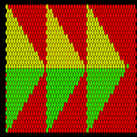 Screenshot of kente