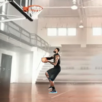 Screenshot of basketball gravity