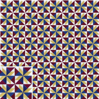 Screenshot of Quilting Loops Challenge 3 Dylan Drescher