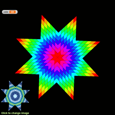 Screenshot of Star Quilt Solution