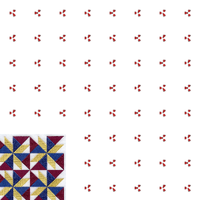 Screenshot of Quilting Loops Challenge