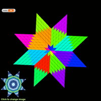 Screenshot of Star Quilt Challenge 3