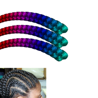 Screenshot of Cornrows Quiz, Start