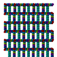 Screenshot of Functions 4, Square Braid, Start