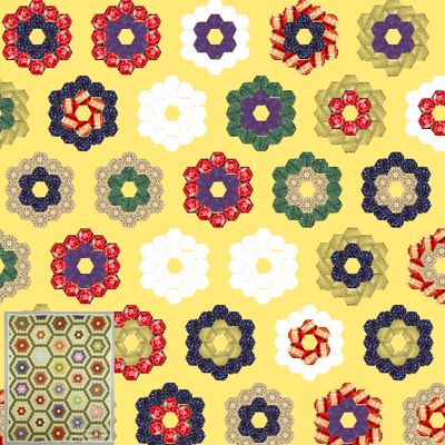 Screenshot of quilt loops