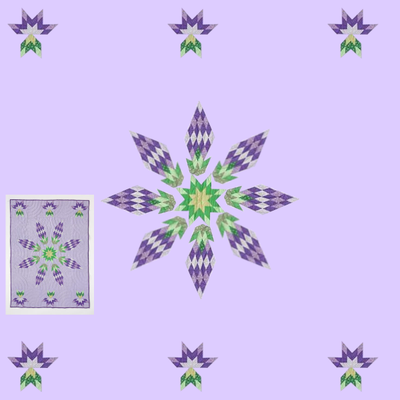 Screenshot of 18.Tulip Quilt Challenge