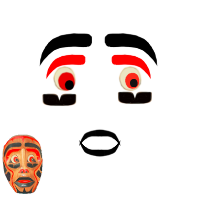 Screenshot of salish mask4