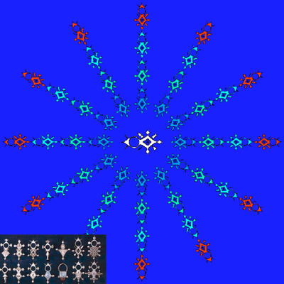 Screenshot of JewelryLeatherVariable