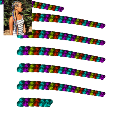 Screenshot of 18 Condit 3 Braid Color & Length start