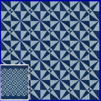Screenshot of Night Sky Quilt Challenge