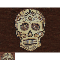 Screenshot of Mexican skull