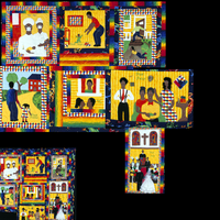 Screenshot of Quilt