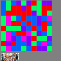 Screenshot of Ntonso Quilt Challenge
